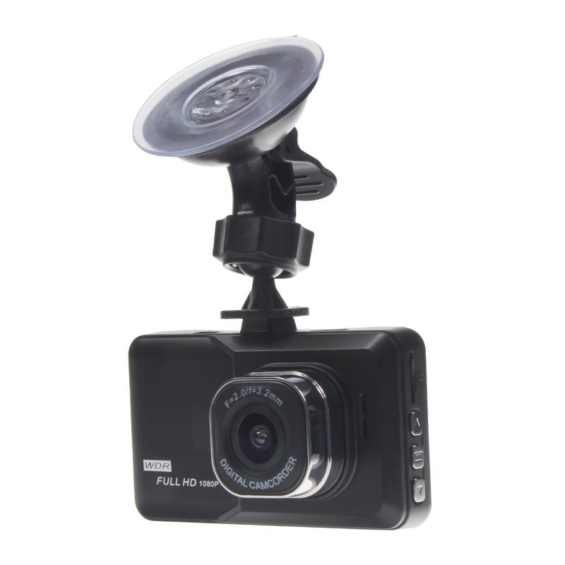 """FULL HD kamera, 3"""" LCD"""