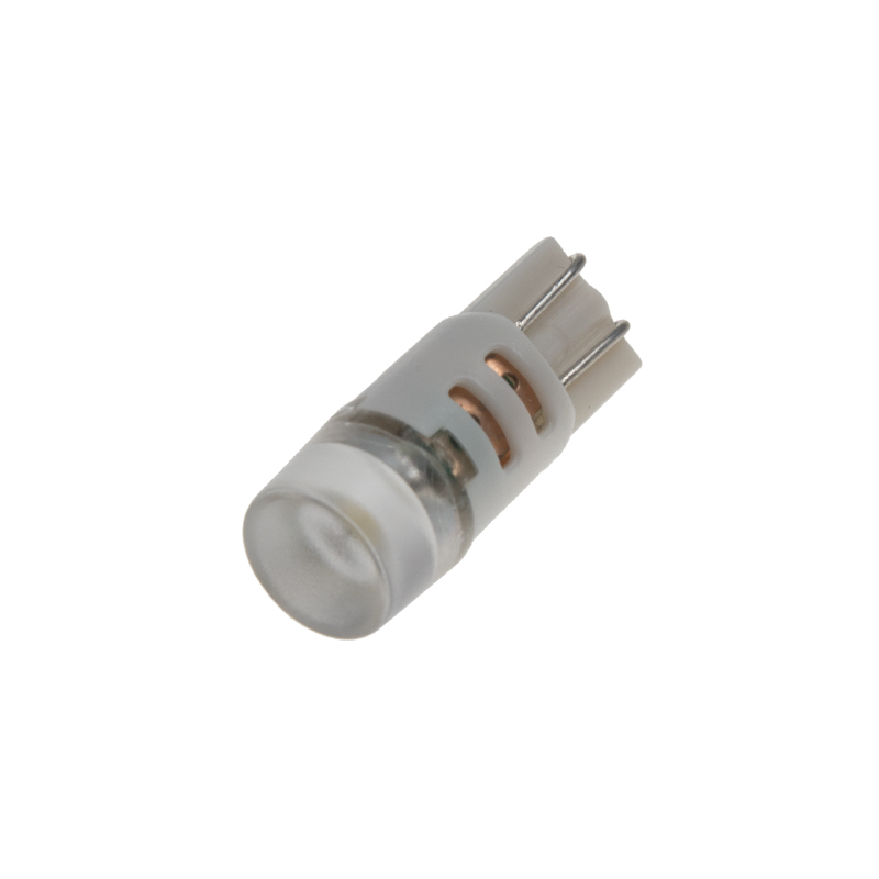 CSP LED T10 bílá, 12-24V, 3W