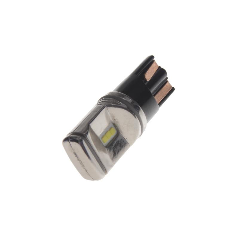 CSP LED T10 bílá, 12-24V, 3x10W chrom
