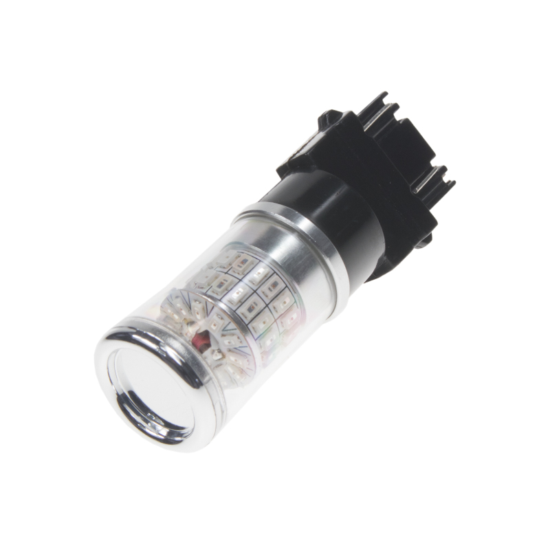 TURBO LED T20 (3157) oranžová 12-24V, 48W