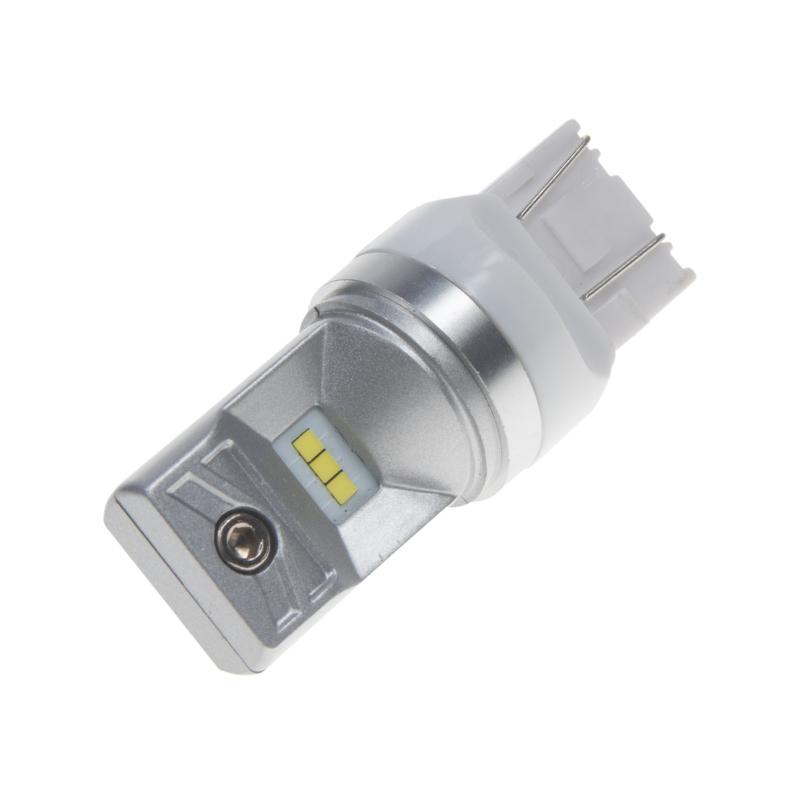 CSP LED T20 (7443) bílá, 12-24V, 30W