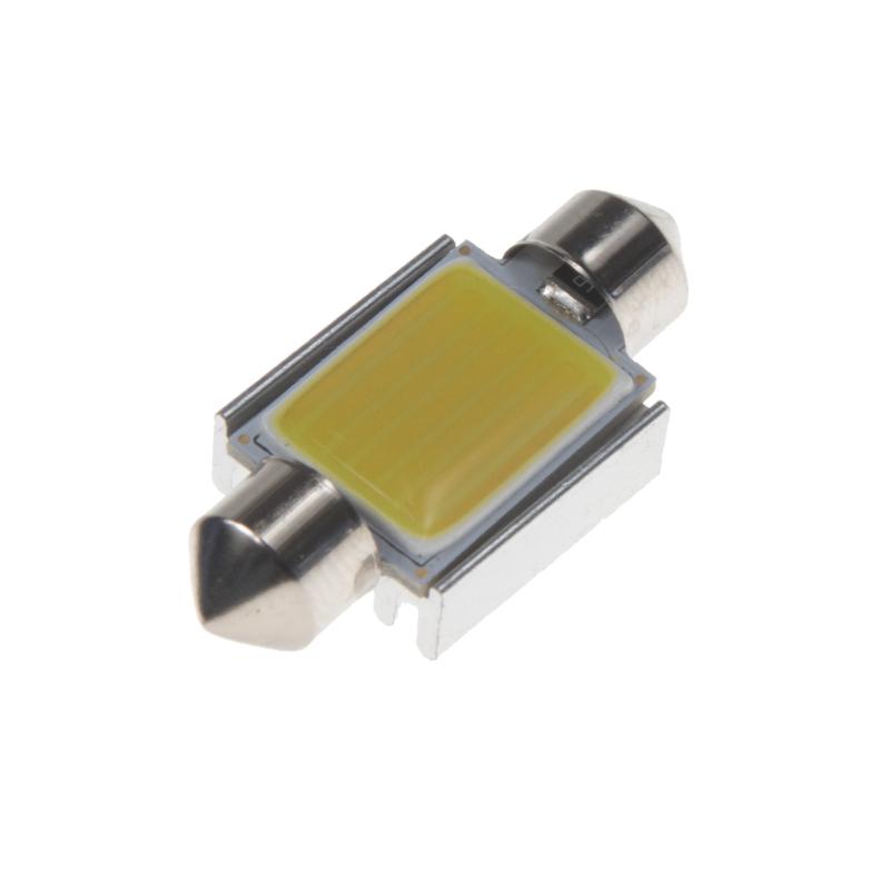 LED sufit (36mm) bílá, 12V, COB