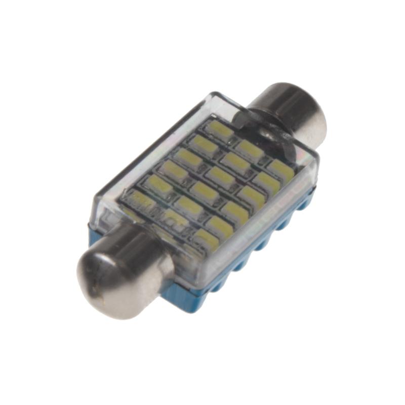 LED sufit (39mm) bílá, 12V, 21LED/3014SMD