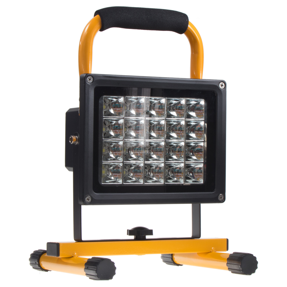 LED 20x1W pracovní světlo, dosvit 30 m
