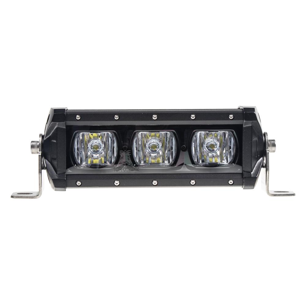 LED 3x10W prac.světlo-rampa, 12-48V, rozptýlené světlo, 210x76x80mm