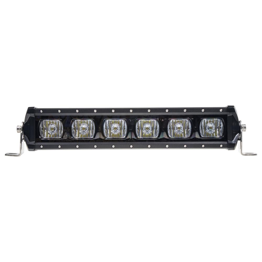 LED 6x10W prac.světlo-rampa, 12-48V, rozptýlené světlo, 375x76x80mm