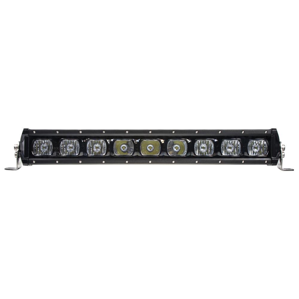 LED 9x10W prac.světlo-rampa, 12-48V, combo světlo, 540x76x80mm