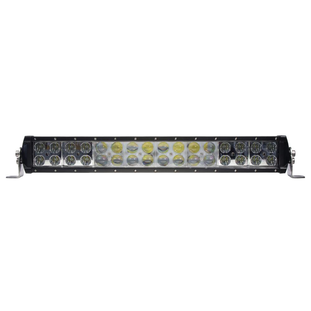 LED 32x3W prac.světlo-rampa, 12-48V, combo světlo, 524x74x65mm