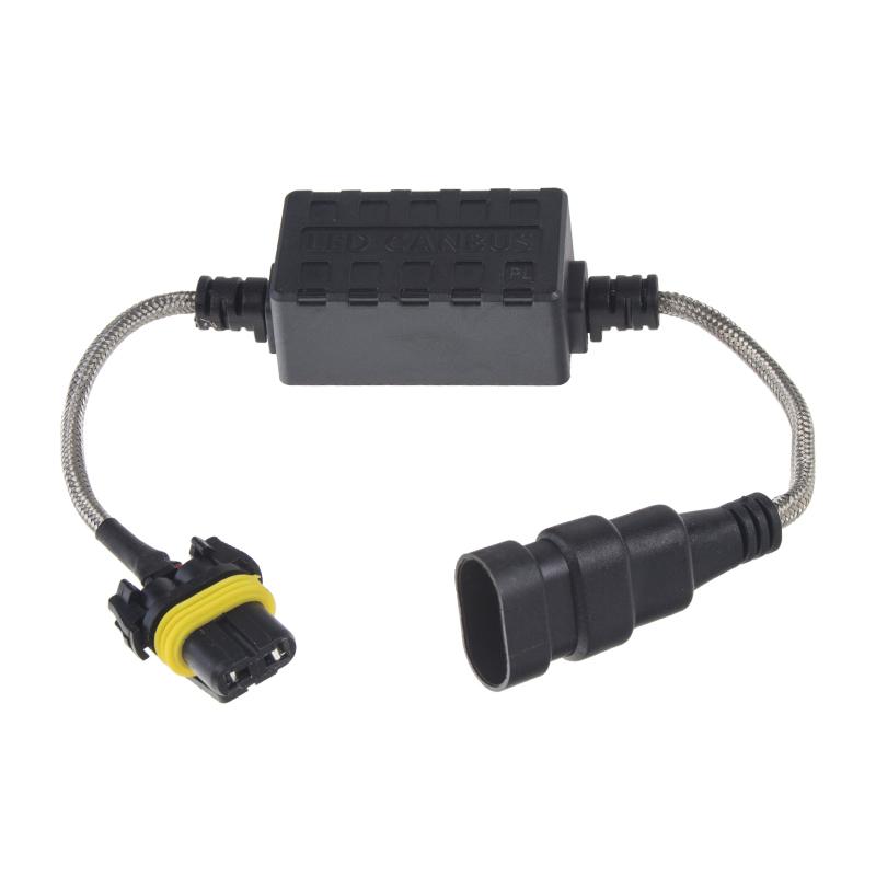 Eliminátor chybových hlášení pro žárovky HB3 (9005), HB4 (9006), H10