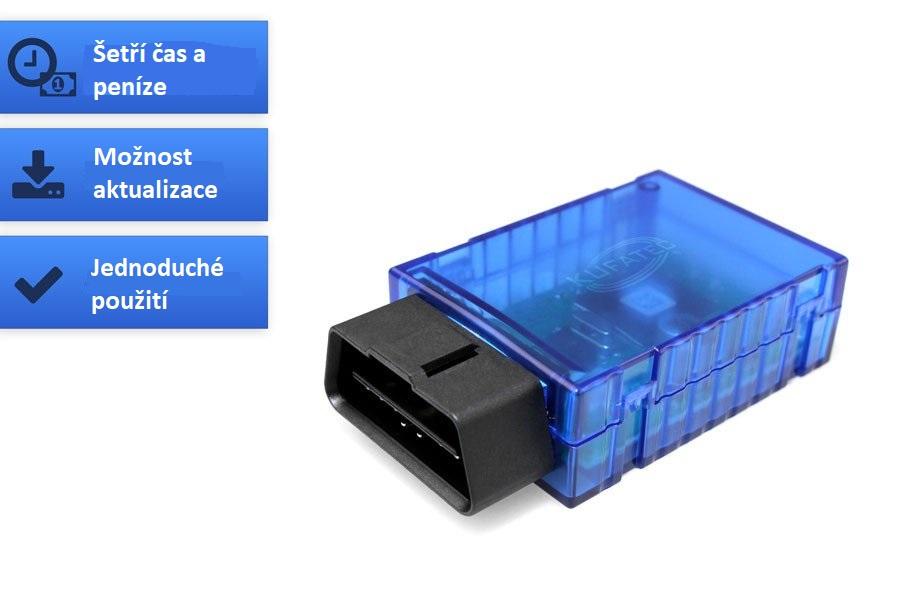 Odblokování obrazu pro BMW, Mini CIC/CIC NBT do OBD