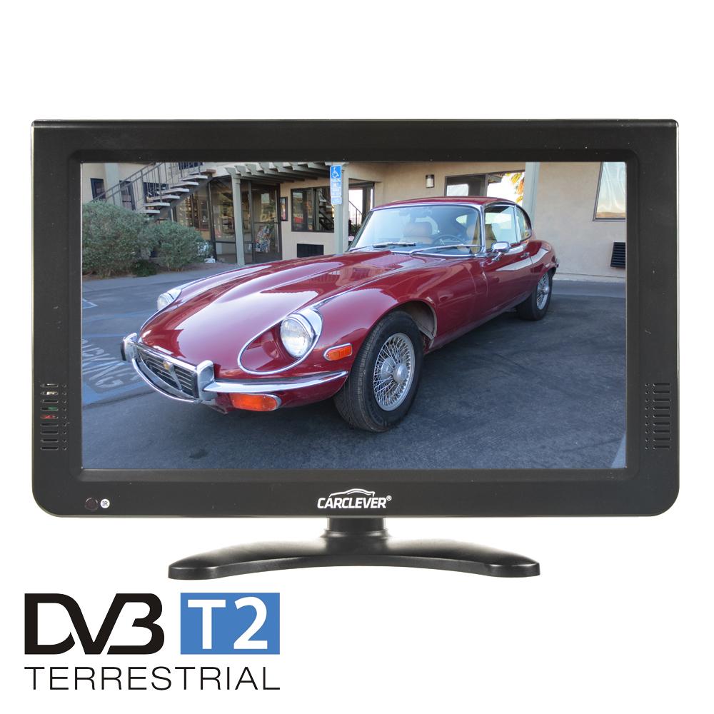 """LCD monitor 10"""" s DVB-T2/SD/USB/HDMI/české menu"""