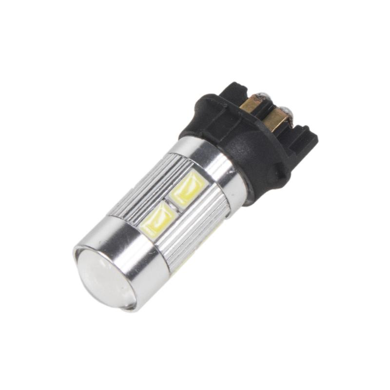 LED PW24W bílá, 12V, 8 x 5630SMD + 3W CREE