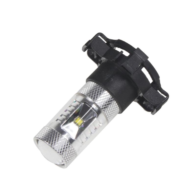 LED PY24W bílá, 12-24V, 30W (6x5W)