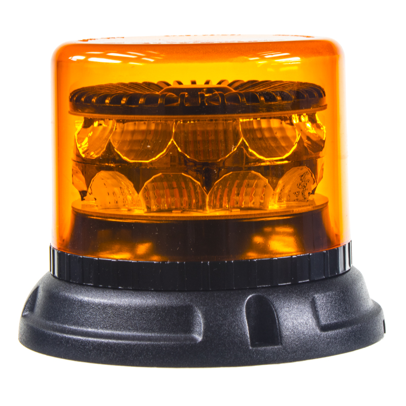 PROFI LED maják 12-24V 24x3W oranžový 133x86mm, ECE R65