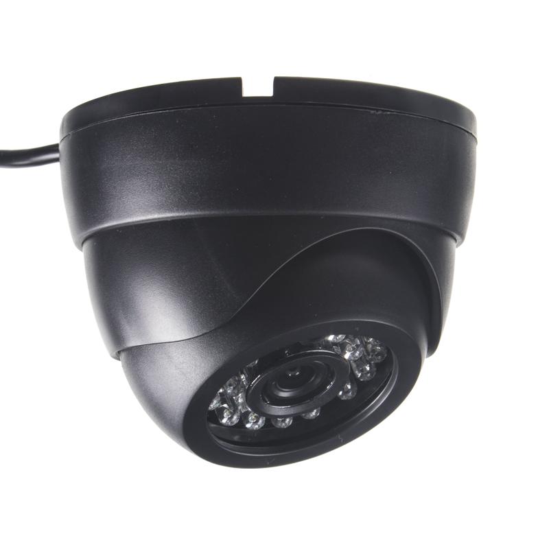 AHD 1080P kamera 4PIN s IR vnitřní v plastovém obalu