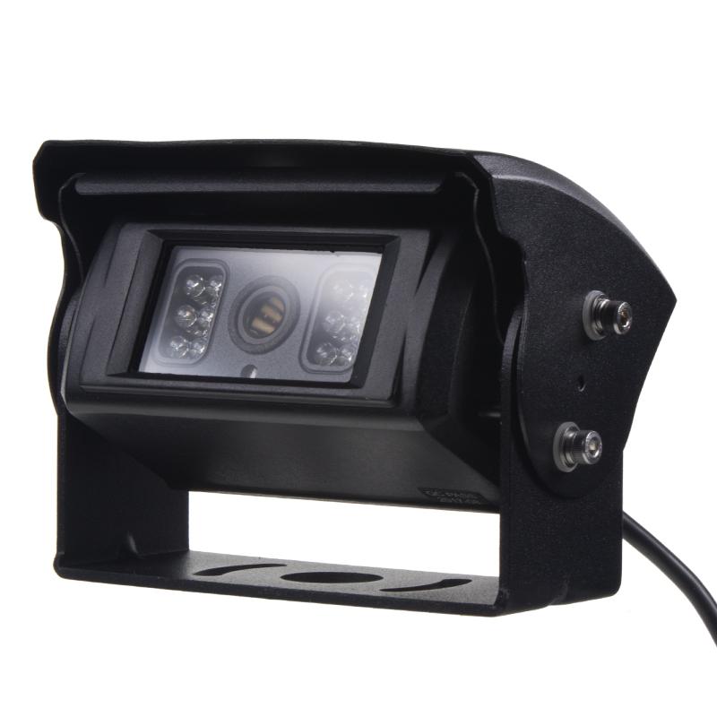 Zaklápěcí kamera 4PIN CCD SHARP s IR, vnější