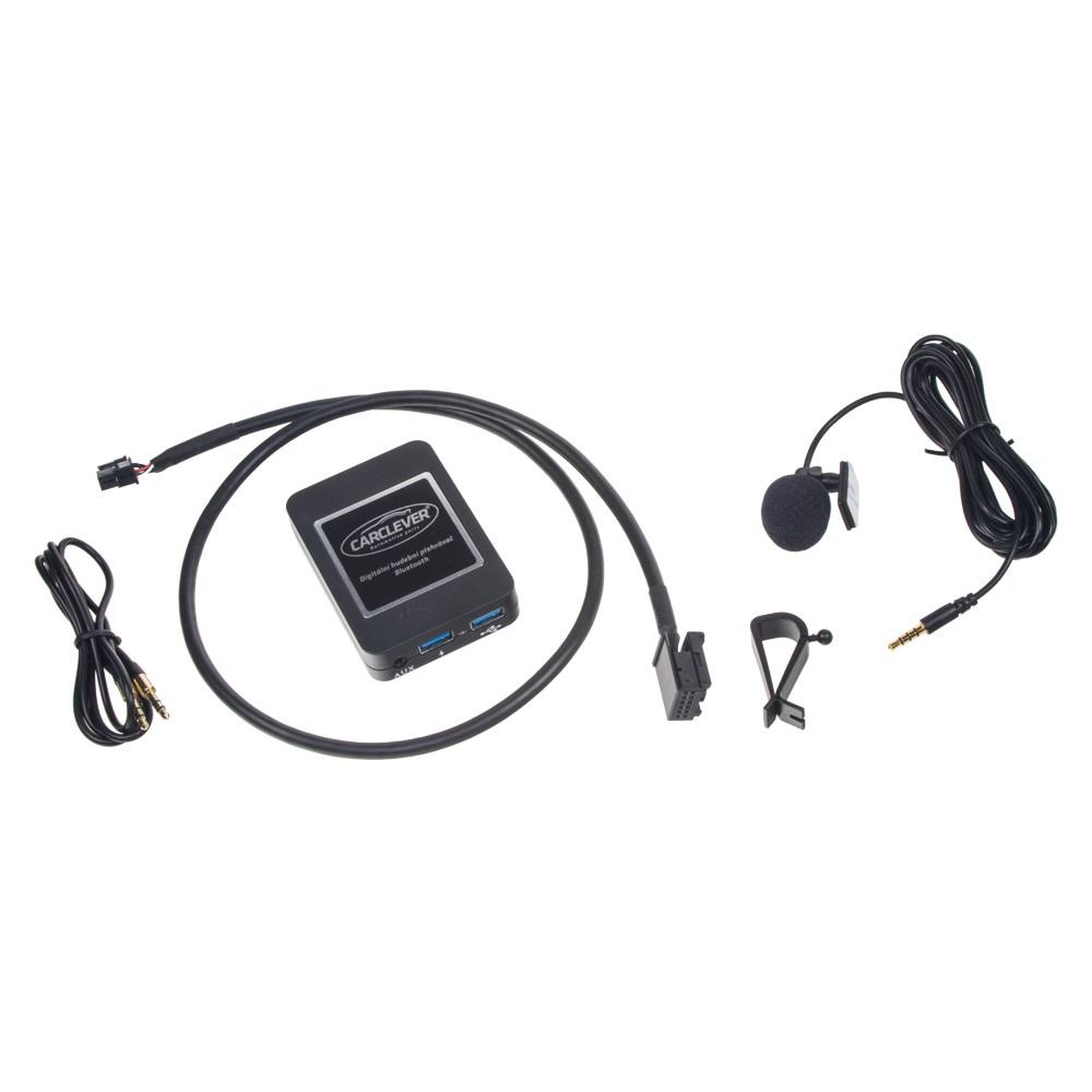 Hudební přehrávač USB/AUX/Bluetooth Peugeot RD4