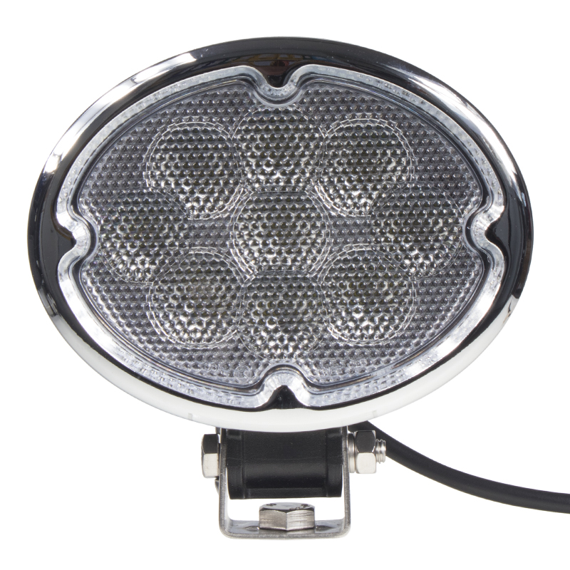 LED 9x3W prac.světlo, 9-32V, 147x150x73mm