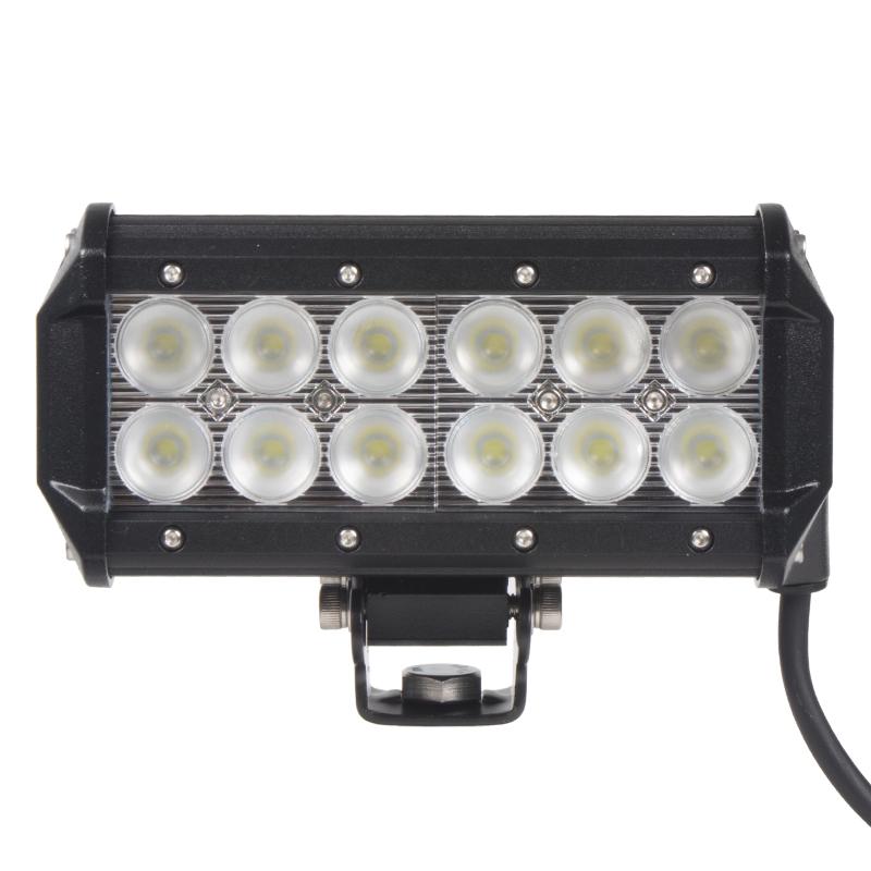 LED 12x3W prac.světlo, 9-32V, 167x73x107mm