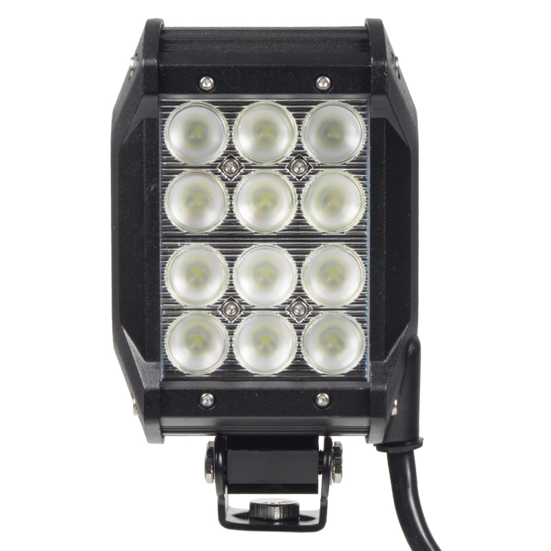 LED 12x3W prac.světlo, 9-32V, 99 x 93 x 167 mm