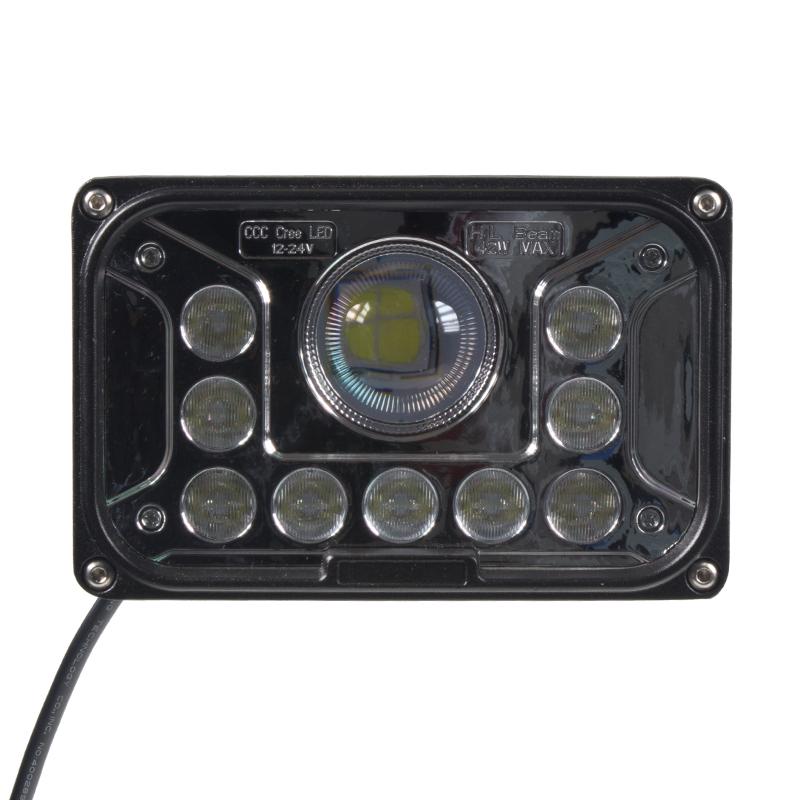 LED 42W prac.světlo, 9-32V, 165x107x90mm
