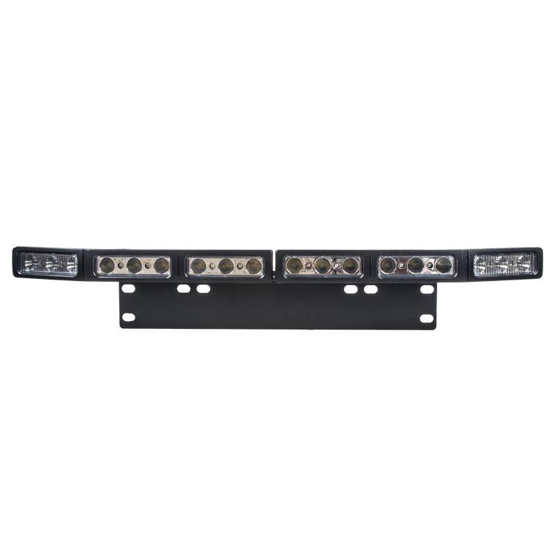 LED 18x3W prac.světlo, 9-32V, 590mm
