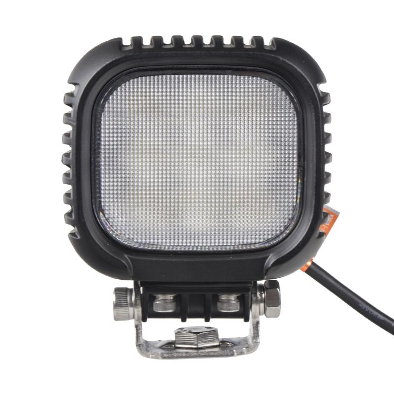 LED 9x7W prac.světlo, 12-48V, homologace