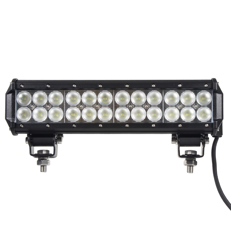 LED 24x3W prac.světlo, 9-32V, 305x73x107mm