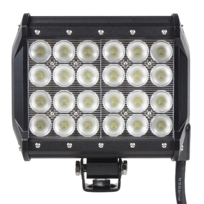 LED 24x3W prac.světlo, 9-32V, 167x93x167mm
