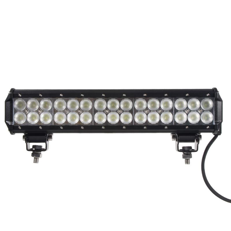 LED 30x3W prac.světlo, 9-32V, 370x73x107mm
