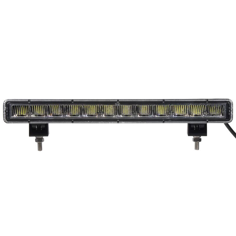 x LED 12x3W prac.světlo, 10-30V, 350 x 37,2 x 69 mm, ECE R112