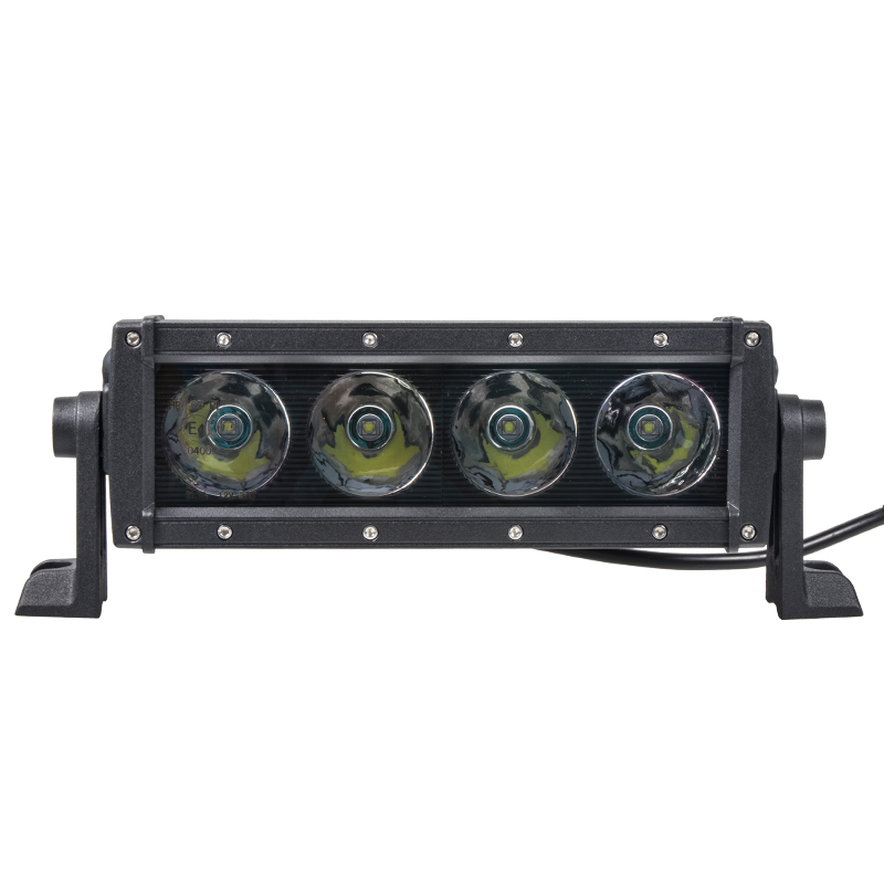 x LED 4x10W prac.světlo-rampa, 10-30V, 230x79x92mm, ECE R112