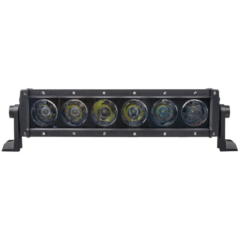 x LED 6x10W prac.světlo-rampa, 10-30V, 325x79x100mm, ECE R112