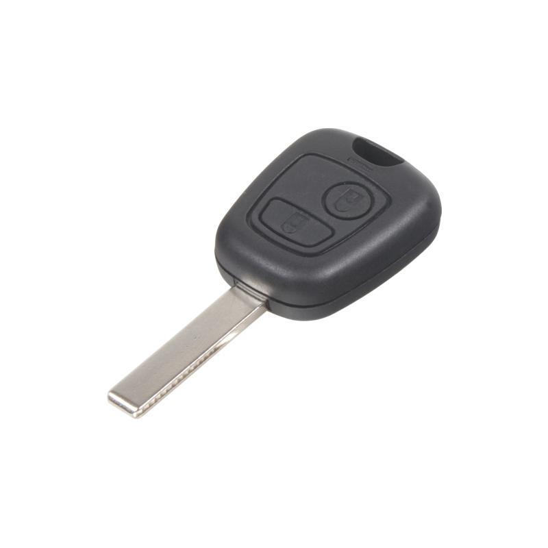 Náhr. klíč pro Citroën 433Mhz, 2-tlačítkový