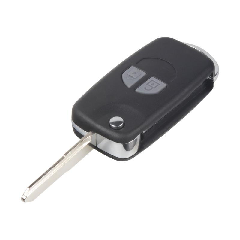 Náhr. obal klíče pro Suzuki, 2-tlačítkový