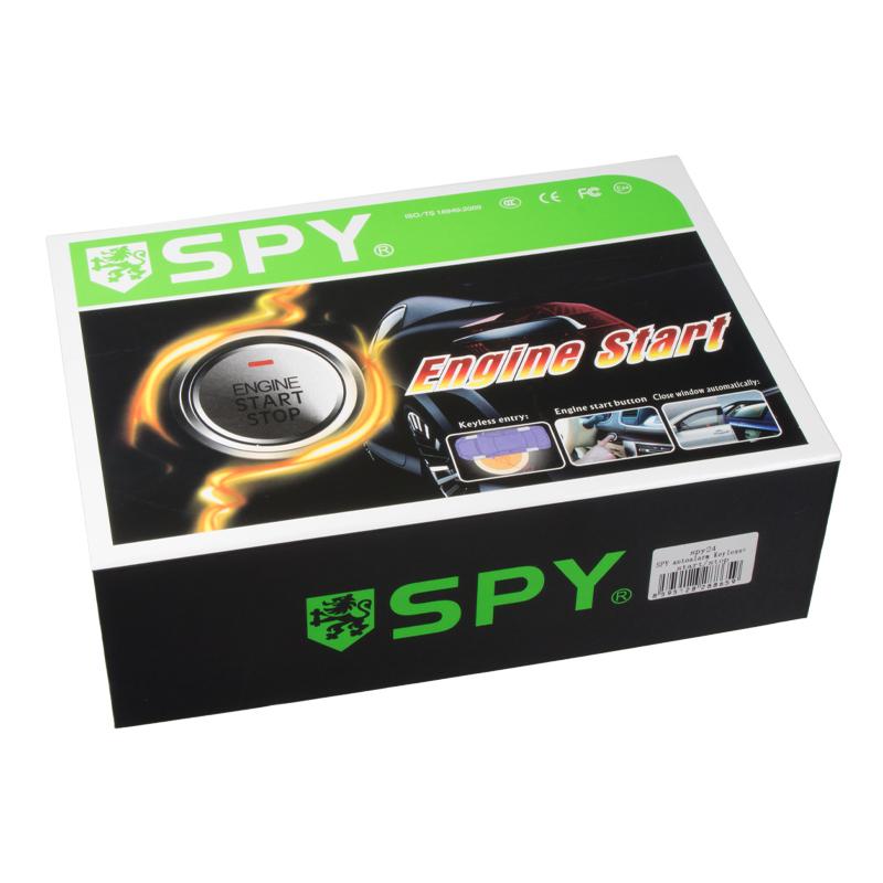 SPY autoalarm Keyless + start/stop