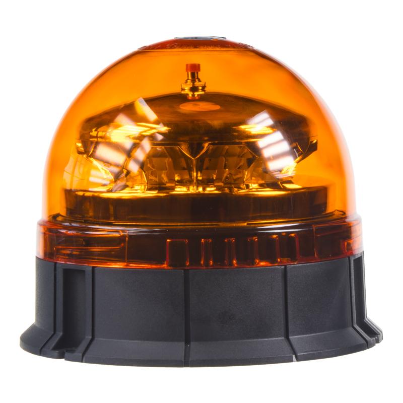 PROFI LED maják 12-24V 12x3W oranžový, ECE R65