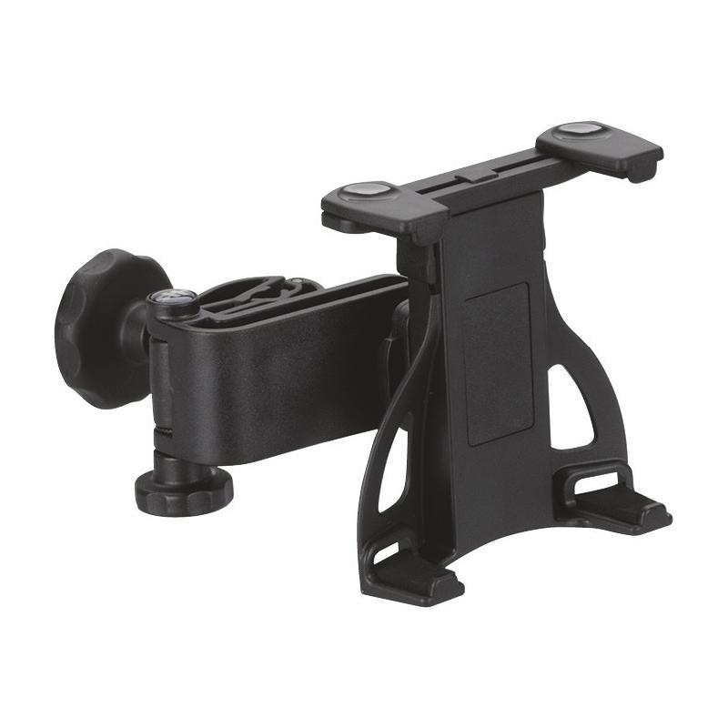 Univerzální držák s úchytem na opěrku pro tablety výška 120-220mm se systémem 4QF