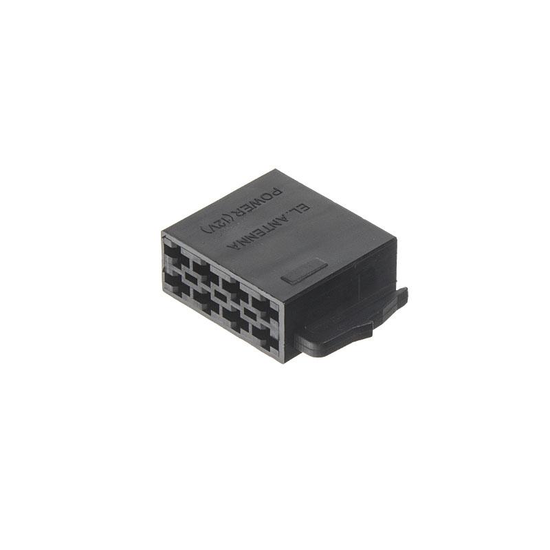 Konektor UNI ISO napájecí bez kabelů