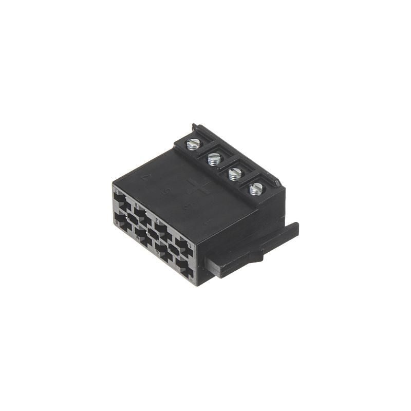 Konektor UNI ISO repro šroubovací bez kabelů
