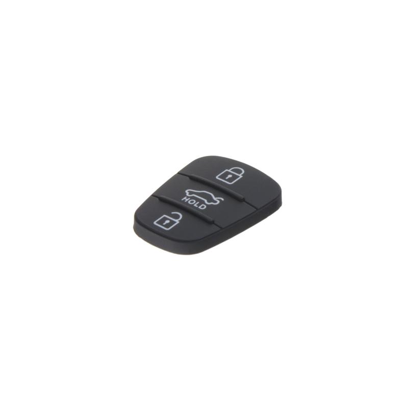 Náhr. tlačítka klíče Hyundai, Kia, 3-tlačítkový