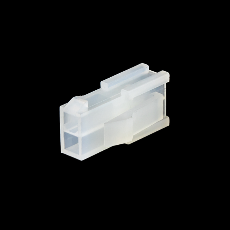 Molex 2-zásuvka, samec