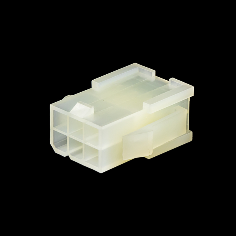 Molex 6-zásuvka, samec