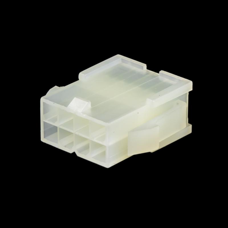 Molex 8-zásuvka, samec