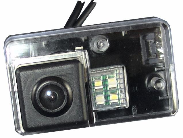 Kamera formát PAL/NTSC do vozu Peugeot 206/207/307/407