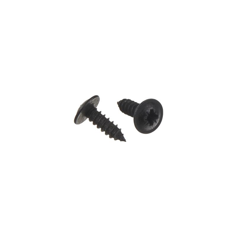 Šroub černý 4,2x12,7mm, větší hlava, 100 ks