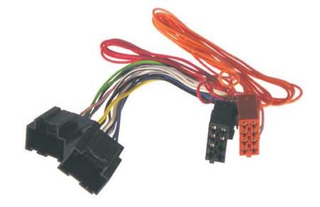 x Konektor ISO Saab 9.3, 9.5 2006-, Hummer H2 2008-
