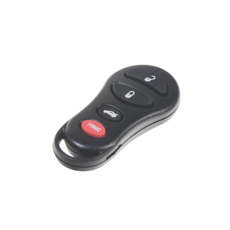 Náhr. ovladač pro Chrysler, 4-tlačítkový 433MHz