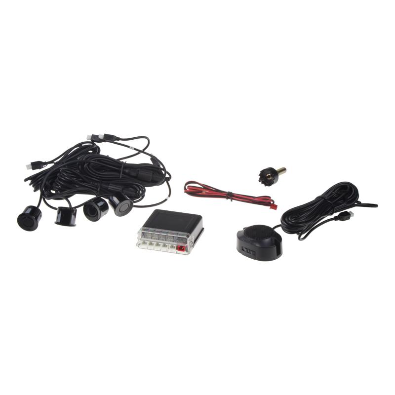 Parkovací systém 4 senzorový - akustická signalizace