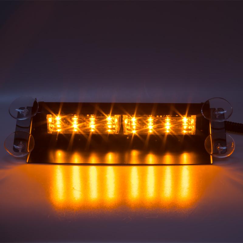 PREDATOR LED vnitřní, 8x LED 3W, 12V, oranžový